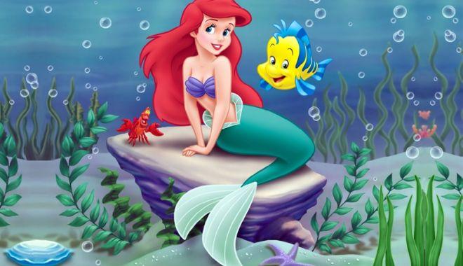 """Foto: """"Mica sirenă"""" vă invită  în fascinanta  lume marină"""