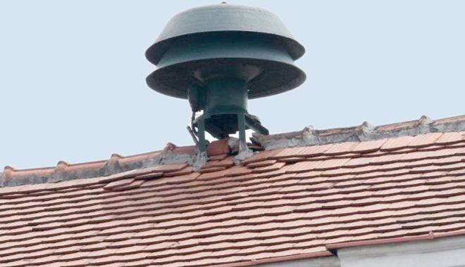 Foto: Protecţia Civilă verifică sirenele din oraş. Nu vă panicaţi!