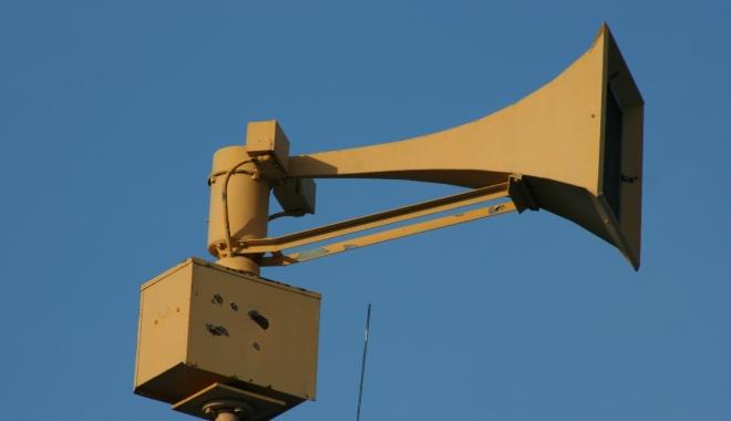 Foto: Au pornit sirenele în Constanţa! Ce trebuie să ştiţi despre cel mai amplu exerciţiu naţional