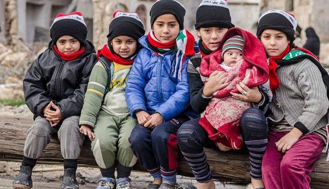 Foto: Un fel de Revoluţie din 89? Petrol, dolari, religie. Cine trage sforile în conflictul din Siria