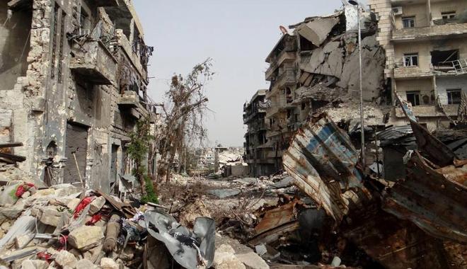 Foto: Negocierile de pace în privința Siriei s-au deschis la Astana