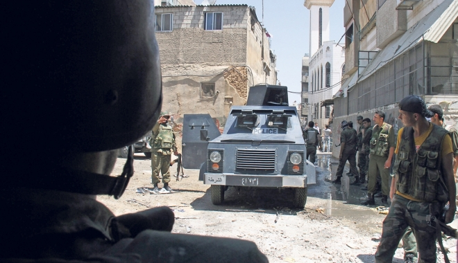 Foto: Siria / Rebeli sprijiniți de Turcia au ucis 68 de jihadiști ai SI lângă orașul Al-Bab
