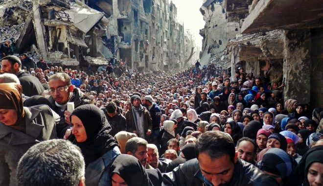 Foto: Bashar al-Assad a încălcat armistiţiul din Siria