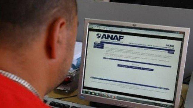 Foto: Sistemul informatic al ANAF este funcţional
