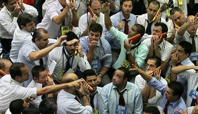 Foto: Şi ţâncii se pricep la tranzacţiile bursiere