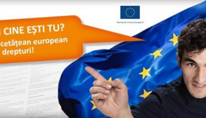 Foto: Eşti cetăţean European, cunoaşte-ţi drepturile!