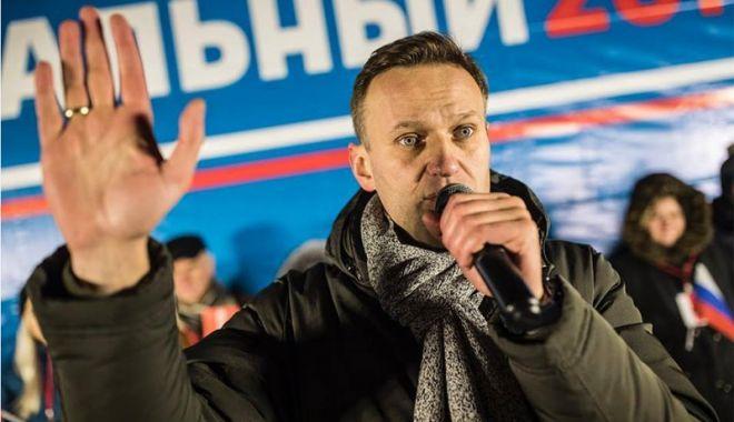 Foto: Site-ul opozantului rus Aleksei Navalnîi, blocat  de autorităţi