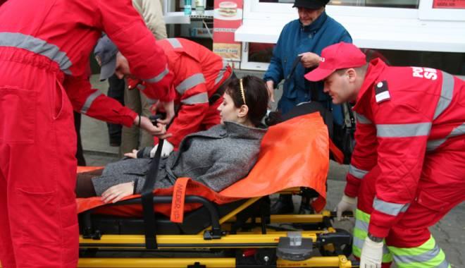 Foto: Serviciul de Ambulanţă Constanţa face angajări