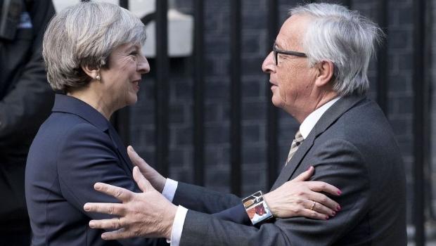 Foto: Brexitul, amânat până pe 31 octombrie. Donald Tusk avertizează Marea Britanie