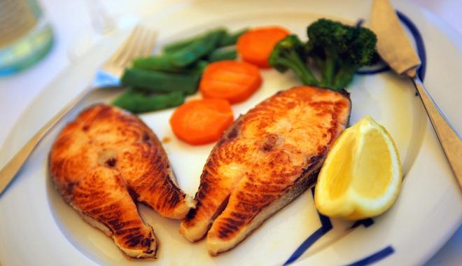 Foto: Slăbeşte cu peşte! Află care sunt cele mai indicate sortimente