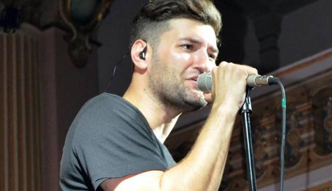 Foto: Smiley concertează în Mamaia