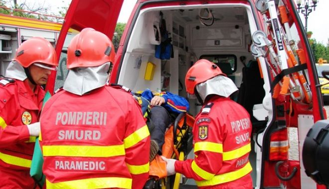 Foto: Explozie la fabrica de armament din Băbeni. O persoană a murit, alţi angajaţi ai uzinei sunt răniţi