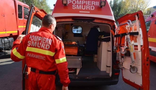 Foto: UPDATE - GRAV ACCIDENT RUTIER LA CONSTAN�A. DOU� VICTIME, PATRU MA�INI IMPLICATE
