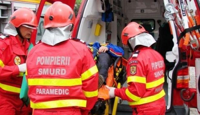 Foto: UPDATE / GRAV ACCIDENT RUTIER LA CONSTANŢA. UN COPIL A FOST LOVIT DE TIR