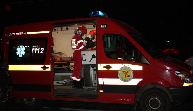 Foto: TRAGEDIE RUTIERĂ, produsă de un şofer cu probleme psihice, care nu avea drept de a conduce