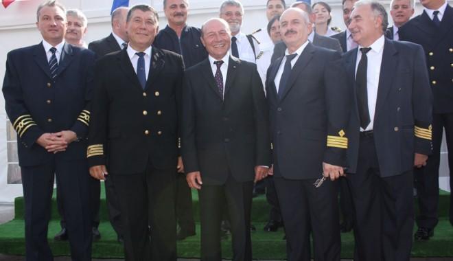 Șantierul Naval Constanța, distins cu Ordinul