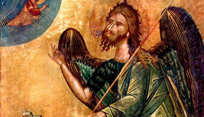 Foto: Soborul Sfântului Ioan Botezătorul, sărbătorit astăzi