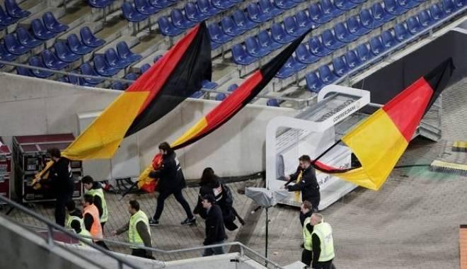 Foto: ALERTĂ CU BOMBĂ! Meciul Germania - Olanda, anulat