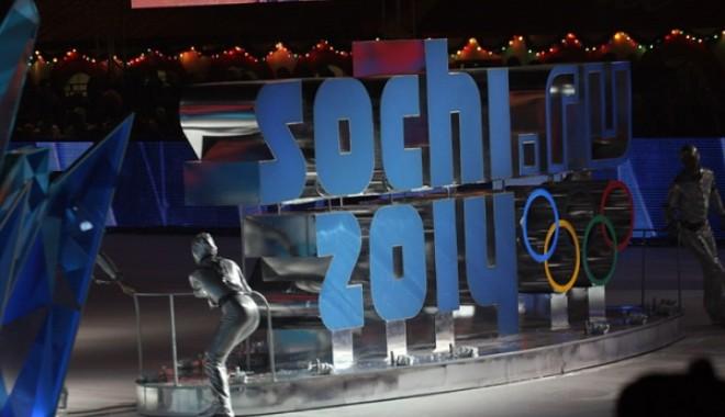 Foto: Criza din Ucraina. O parte dintre sportivii ucraineni părăsesc Jocurile Olimpice de la Soci