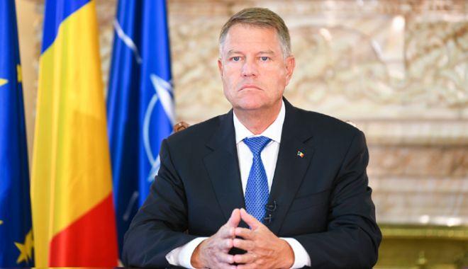 """Foto: Social-democrații, reclamații la adresa șefului statului: """"Iohannis blochează România"""""""