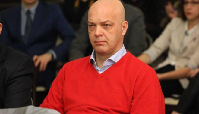 Răducu Popescu, luat la rost de primarul din Agigea:
