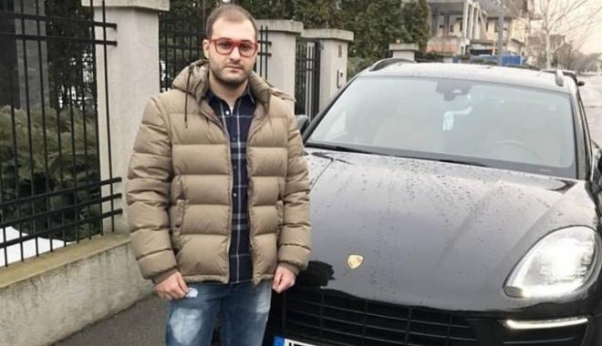 Foto: Şoferul care a accidentat un poliţist de la Rutieră, în arest preventiv