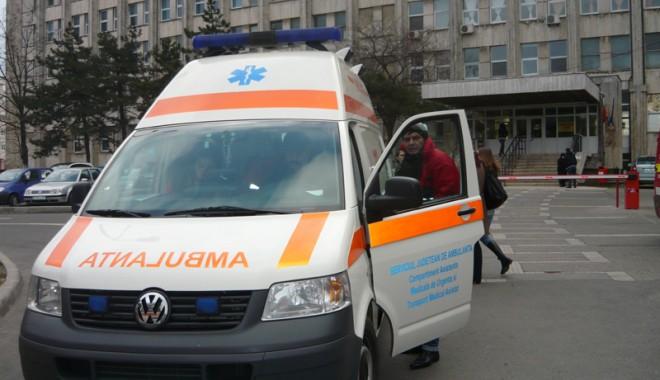 Foto: Serviciul Judeţean de Ambulanţă angajează şoferi