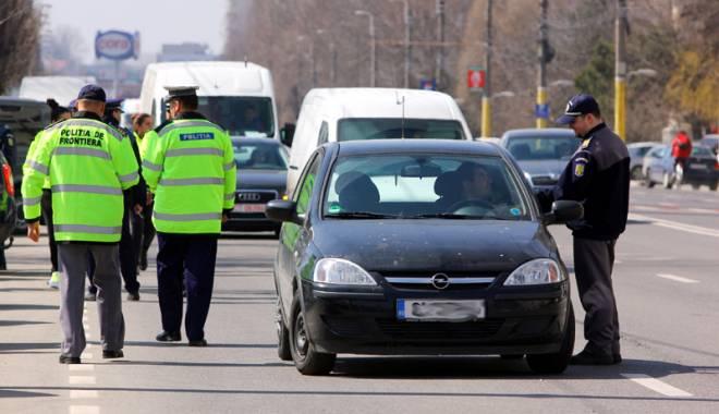 Foto: Şoferii din Constanţa sfidează legea! Ce au descoperit poliţiştii