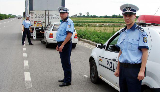 Foto: Şoferii le-au dat bătăi de cap rutieriştilor constănţeni
