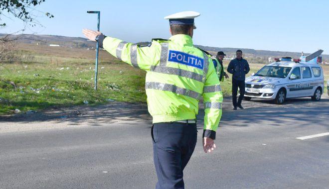 Foto: Șoferii constănțeni le-au dat bătăi de cap rutieriștilor