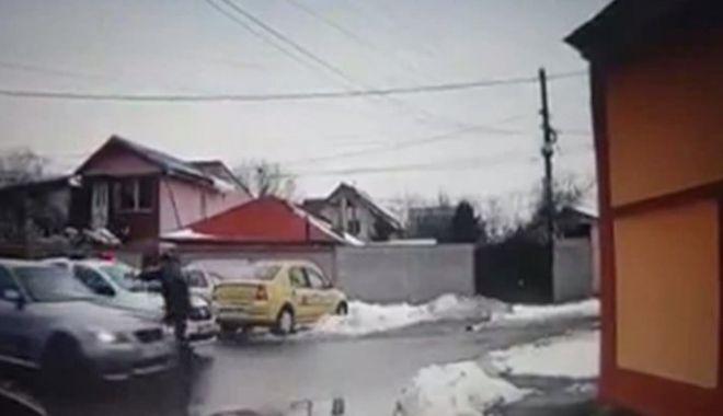 Foto: Decizie de ultimă oră în cazul şoferului fără permis, oprit cu focuri de armă