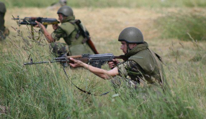 """Foto: Impresionant! """"Vreau să mă fac soldat, să îmi apăr şi să îmi cresc frăţiorii"""""""