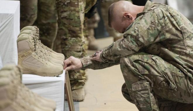 Foto: Trei soldați americani,  uciși în Afganistan