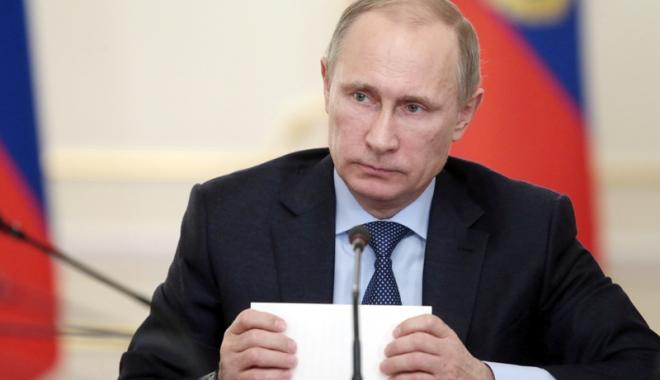 Foto: Soluţia paşnică! Putin cere să se pună capăt intimidării Coreii de Nord