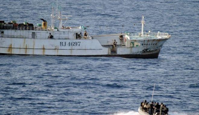 """Foto: A scăpat din ghearele """"criminalilor nigerieni""""! Marinarul român răpit va fi repatriat"""