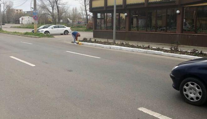 Foto: Somaţii pentru cârciumarii din Satu de Vacanţă şi din Mamaia, să se apuce de curăţenie!