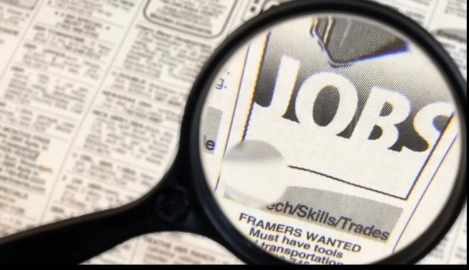 Foto: Mii de locuri de muncă vacante pentru şomeri