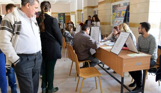 Foto: Cursuri de formare şi noi locuri de muncă pentru şomeri, la Constanţa