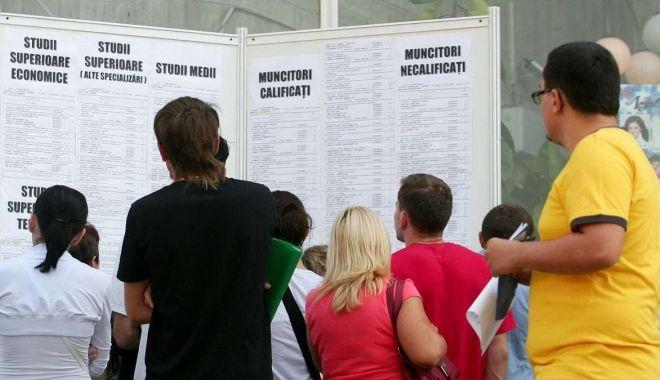 Rata şomajului înregistrat la nivel naţional a ajuns la 3% - someri-1627983542.jpg
