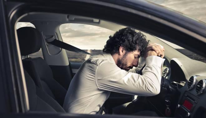 Foto: Cât de gravă este somnolenţa  la volan. Poate provoca tragedii!