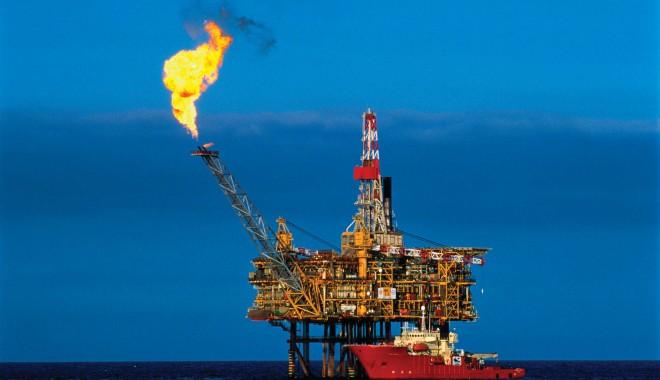 Foto: OMV Petrom anunţă descoperirea de gaze naturale în sectorul românesc al Mării Negre