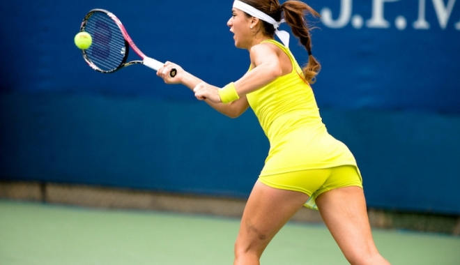 Foto: Tenis / Sorana Cîrstea s-a calificat în optimile turneului WTA de la Linz