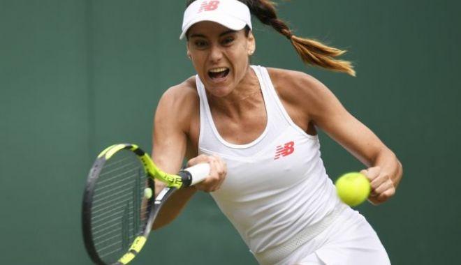 WTA Lugano: Sorana Cîrstea și Andreea Mitu, în semifinalele probei de dublu - soranacrstea-1554994532.jpg