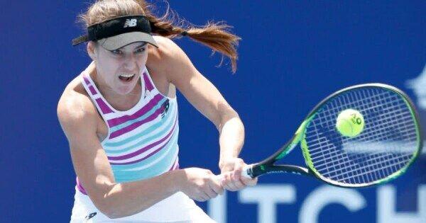 Foto: Tenis, WTA Madrid: Sorana Cîrstea, victorie entuziasmantă în fața lui Madison Keys