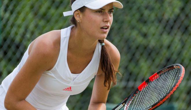Foto: WTA Linz: Sorana Cîrstea, eliminată în primul tur al turneului