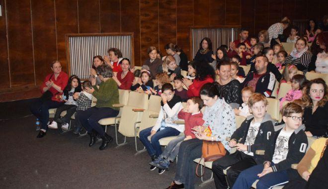 Foto: EVENIMENT SPECIAL LA CONSTANŢA! Teatrul de copii reia un spectacol realizat în urmă cu 15 ani