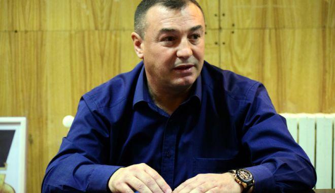 Foto: Sorin Başturea îşi păstrează interimatul la cârma CS Farul