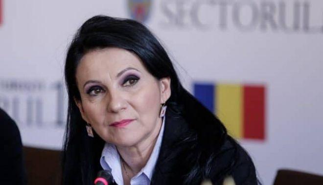 Foto: Sorina Pintea: Maternitatea Giuleşti are încă sistate internările. Marţi luăm o decizie în funcţie de rezultatele analizelor
