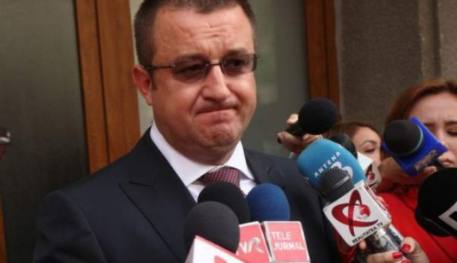 Foto: Sorin Blejnar are interdicţie de a părăsi ţara încă 22 de zile