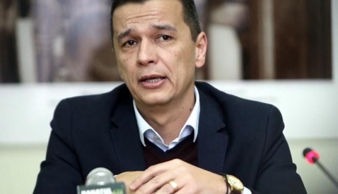 Foto: Sorin Grindeanu: Premierul Tudose mi-a propus o funcţie de ministru